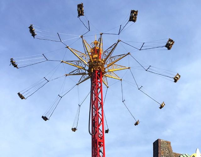 Swing Towers